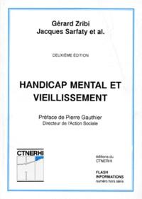 Jacques Sarfaty et Gérard Zribi - .