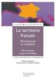 Jacques Scheibling - Le territoire français - Permanences et mutations.