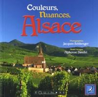 Jacques Schlienger - Couleurs, nuances, Alsace.