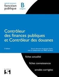 Jacques Serba - Contrôleur des finances publiques Contrôleur des douanes - Catégorie B.
