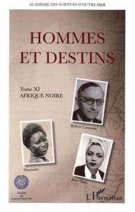 Deedr.fr Hommes et destins - Tome 11, Afrique noire Image