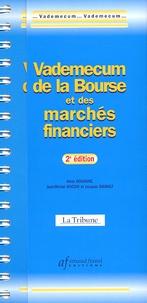 Jacques Sigwalt et Jean-Michel Rocchi - Vademecum de la Bourse et des marchés financiers. - 2ème édition.