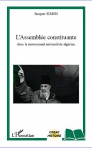 Lassemblée constituante - Dans le mouvement nationaliste algérien.pdf