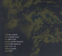 Jacques Sivan - Om anaksial. 1 CD audio