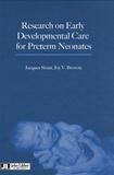 Jacques Sizun - Research on early developmental care for preterm neonates.
