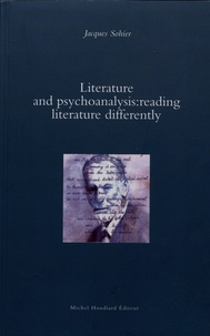 Goodtastepolice.fr Literature and psychoanalysis: reading literature differently Image