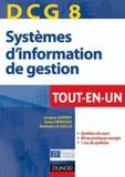 Jacques Sornet et Oona Hengoat - Systèmes d'information de gestion DCG 8.