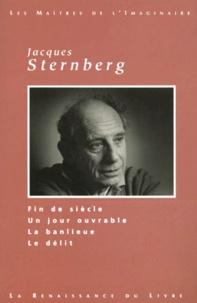 Jacques Sternberg - .