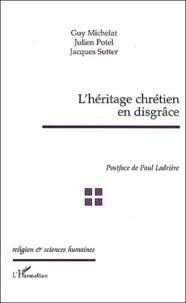 Jacques Sutter et Julien Potel - .