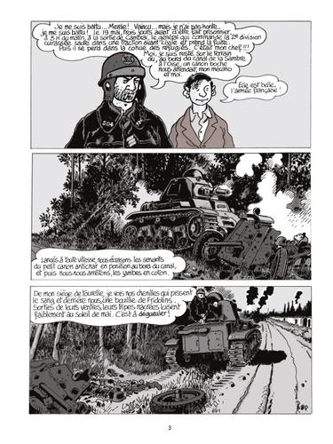 Moi René Tardi, prisonnier de guerre au Stalag IIB Tome 3 Après la guerre