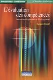 Jacques Tardif - L'évaluation des compétences - Documenter le parcours de développement.