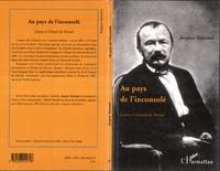 Jacques Taurand - Au pays de l'inconsolé - Lettres à Gérard de Nerval.