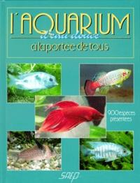 Jacques Téton - l'aquarium à la portée de tous.