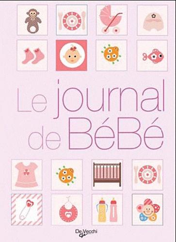 Jacques Thomas - Mon journal de bébé. 1 CD audio