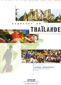 Jacques Torregrossa et  Collectif - Exporter en Thaïlande.