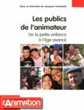 Jacques Trémintin - Les publics de l'animateur.