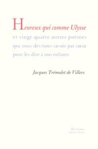 Jacques Trémolet de Villers - .