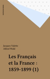 Jacques Valette et Alfred Wahl - Cours de chimie analytique Tome 1 - Analyse organique élémentaire et fonctionnelle.