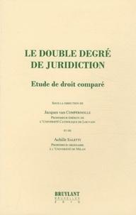 Histoiresdenlire.be Le double degré de juridiction - Etude de droit comparé Image