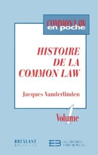 Histoire de la Common law.pdf