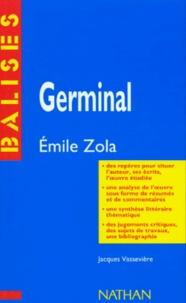 germinal emile zola résumé analytique jacques vassevière