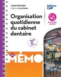 Deedr.fr Organisation quotidienne du cabinet dentaire Image