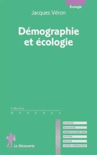 Jacques Véron - Démographie et écologie.