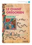 Jacques Viret - Le chant grégorien. 1 CD audio