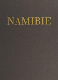 Jacques-Yves Cousteau et Denis Ody - Cousteau Namibie - Voyages au sud de l'Afrique.