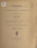 Jacques Yviquel - Contribution à l'étude du fonctionnement des moteurs d'induction à rotors bobinés et à cages multiples - Thèses présentées à la Faculté des sciences de l'Université de Toulouse pour obtenir le titre d'ingénieur-docteur.