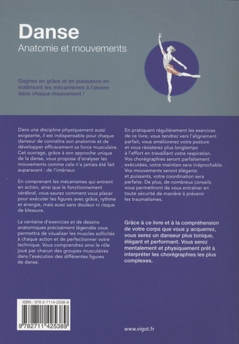 Danse. Anatomie et mouvements 2e édition