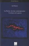 Jad Hatem - La Poésie slovène contemporaine : l'écriture de la pierre.