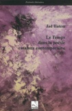 Jad Hatem - Le temps dans la poésie catalane Contemporaine.