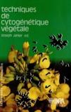 Jahier - Techniques de cytogénétique végétale.