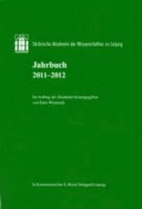 Jahrbuch 2011-2012 - Sächsische Akademie der Wissenschaften zu Leipzig.