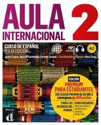 Jaime Corpas et Agustin Garmendia - Aula internacional 2 A2 - Libro del alumno. 1 CD audio