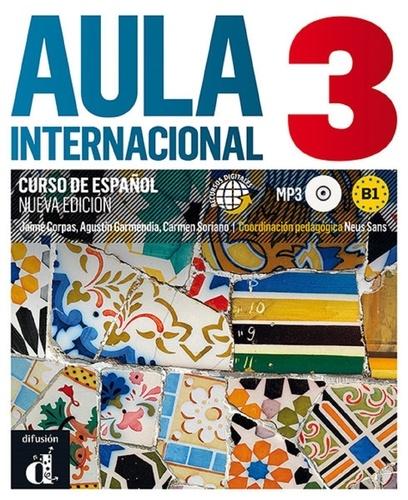 Jaime Corpas et Agustin Garmendia - Aula internacional 3 B1. 1 CD audio MP3