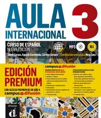 Jaime Corpas et Agustin Garmendia - Aula internacional 3. 1 CD audio MP3