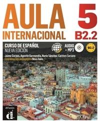 Jaime Corpas et Agustin Garmendia - Aula internacional 5 B2.2. 1 CD audio MP3