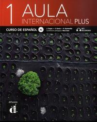 Jaime Corpas et Eva Garcia - Aula internacional Plus 1 - Curso de espanol.