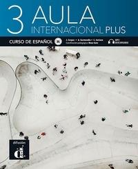 Jaime Corpas et Agustin Garmendia - Aula internacional Plus 3 B1 - Curso de espagnol.