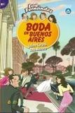 Jaime Corpas et Ana Maroto - Los Fernandez - Boda en Buenos Aires.