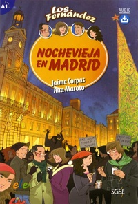 Jaime Corpas et Ana Maroto - Nochevieja en Madrid - A1.