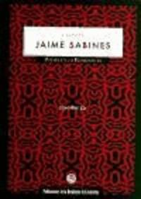 Jaime Sabines - La voz de Jaime Sabines.