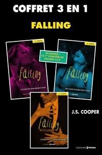 Jaimie suzi Cooper - Coffret Falling 3 titres + 3,5 en bonus.