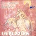 Jake Jackson - Le monde des fées - Livre puzzle de 10 histoires.