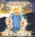 Jake Jackson - Magique ! - Livre 10 puzzles.
