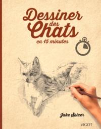Jake Spicer - Dessiner des chats en 15 minutes.