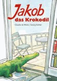Jakob, das Krokodil - Eine wahre Geschichte.