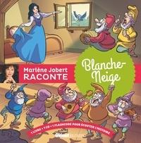 Jakob et Wilhelm Grimm et  Atelier Philippe Harchy - Blanche-Neige. 1 CD audio